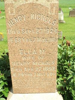 Ella M <i>Houghmaster</i> Nichols