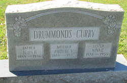 Nina Elizabeth <i>Drummond</i> Curry
