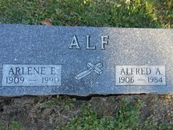 Arlene E <i>Cosgrove</i> Alf