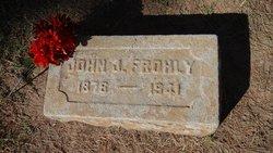 John Jacob Frohly