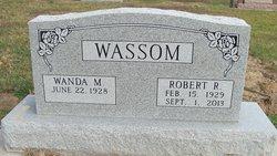 Roy Robert Bob Wassom