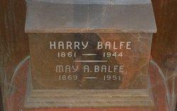 Harry Balfe