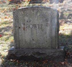 Mary Elizabeth <i>Dimock</i> Fowle