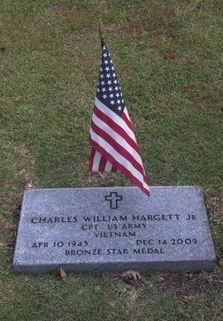 Capt Charles William Hargett, Jr