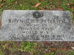 Rhynold Frederick Petersen