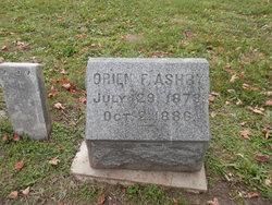 Orien Foster Ashby