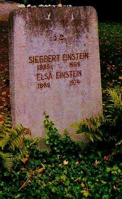 Siegbert Einstein