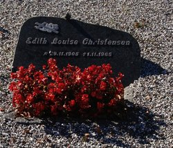 Edith Louise Christensen