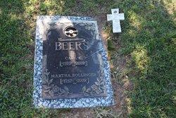 Martha <i>Bollinger</i> Beers