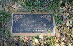 Theopolis Alexander
