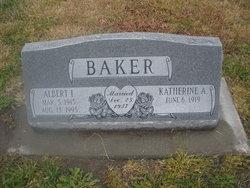 Albert I Baker