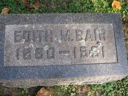 Edith Marie <i>Wagner</i> Bair