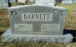 Callie May May <i>Cowles</i> BARNETT