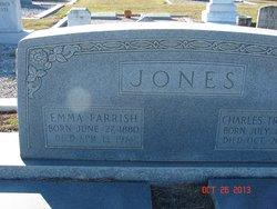 Emma <i>Parrish</i> Jones