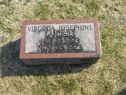 Virginia Josephine Landers
