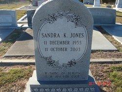 Sandra Sandy <i>King</i> Jones