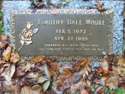 Timothy Dale Moore