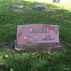 James Justice