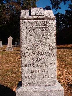 Benjamin Jonathan Ben Hardman, Sr