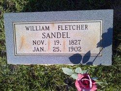 William Fletcher Sandel