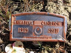 Annabelle M. <i>MacAulay</i> Cameron