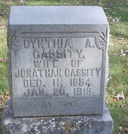 Cynthia Ann <i>Shrout</i> Cassity