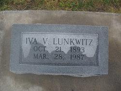 Mrs Iva Viva <i>Ward</i> Lunkwitz