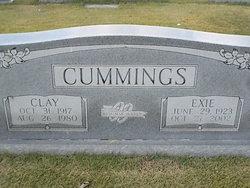 Exie <i>Brooks</i> Cummings