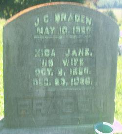 Nica Jane Nicy <i>Skinner</i> Braden