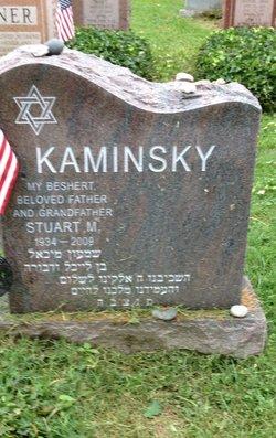 Stuart M. Kaminsky