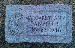 Margaret Ann Sanford
