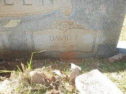 David Franklin Allen