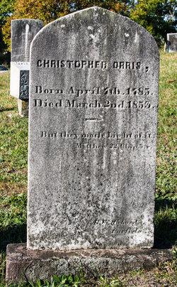 Christopher Orris, Sr