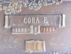 Cora Ethel <i>Owens</i> Scott