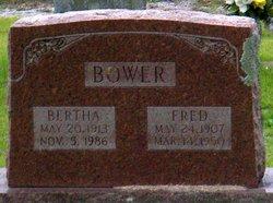 Bertha <i>Cochran</i> Bower
