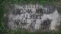 Sr Regina Marie Albert
