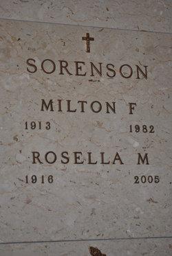 Rosella M. <i>Van Erem</i> Sorenson