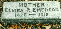 Elvira <i>Richardson</i> Emerson
