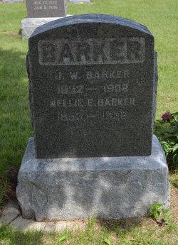 Nellie Josephine <i>Taylor</i> Barker