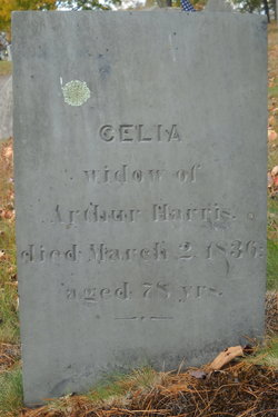 Celia <i>Mitchell</i> Harris