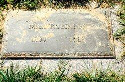 Max Robinson