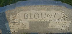 Lula M. Blount