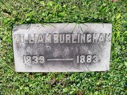 William Burlingham