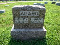 Harriet Mae <i>Nichols</i> Agard