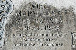 Mary Ella <i>Tubb</i> Erfurth