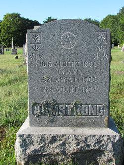 Anna H Armstrong