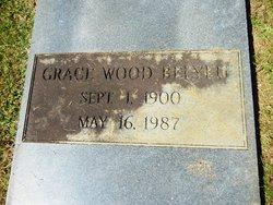 Grace <i>Wood</i> Belyeu