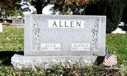 Ella <i>Howard</i> Allen