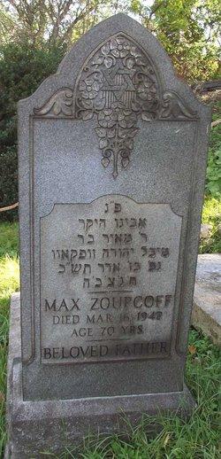 Max Meyer Zoupcoff