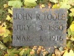 John Ryan Toole, Sr